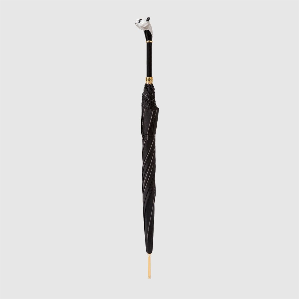 Decorated Knob Umbrella