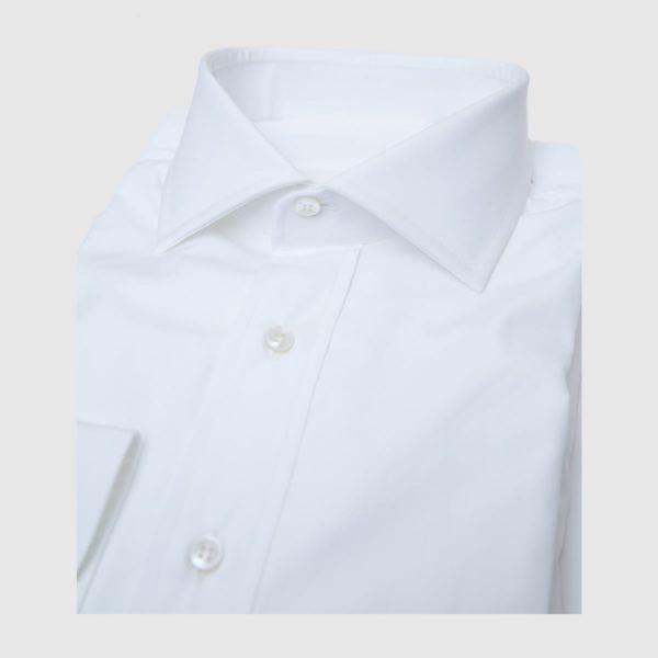 Camicia popeline bianca