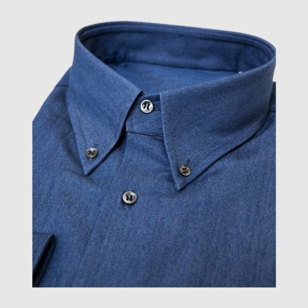 Camicia Denim Ambrosiana