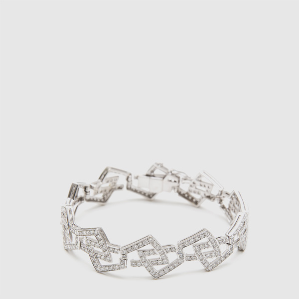 White Gold and Diamonds bracelet