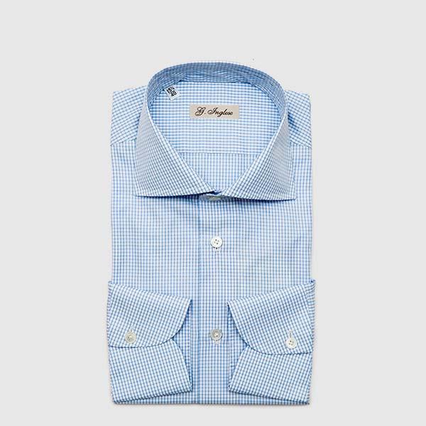 Fine popeline shirt