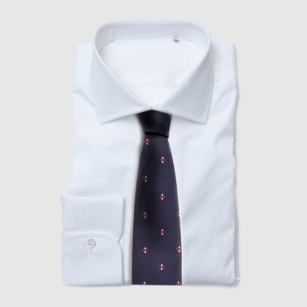 Cravatta classica in Seta Jacquard