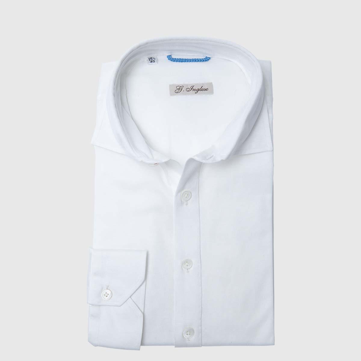 Cotton Voile Polo-Shirt