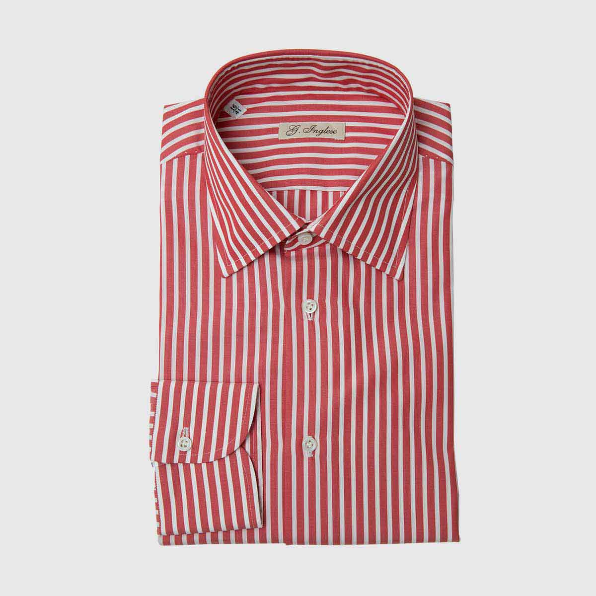 Camicia cotone popeline
