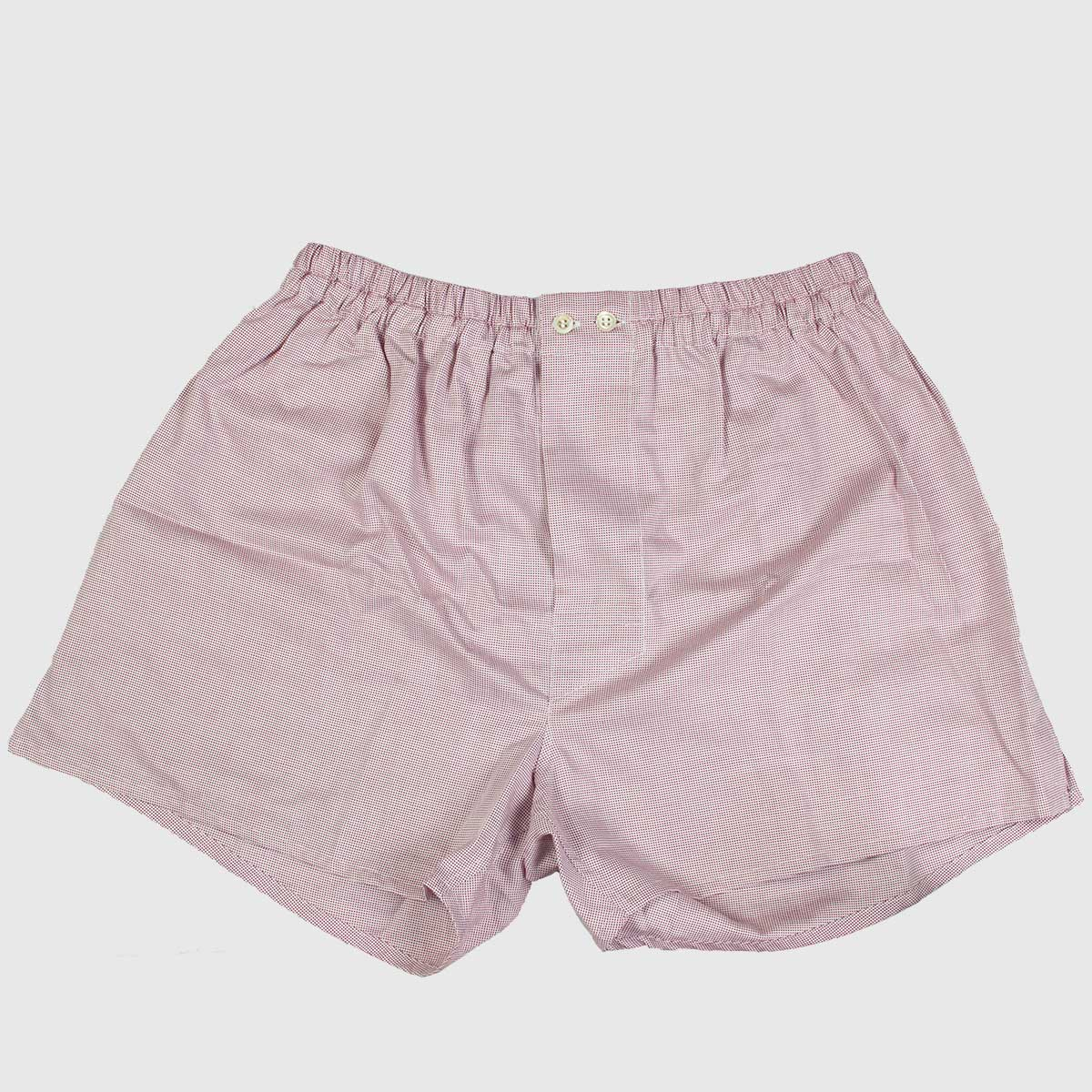 Men's underwear boxers birdseye