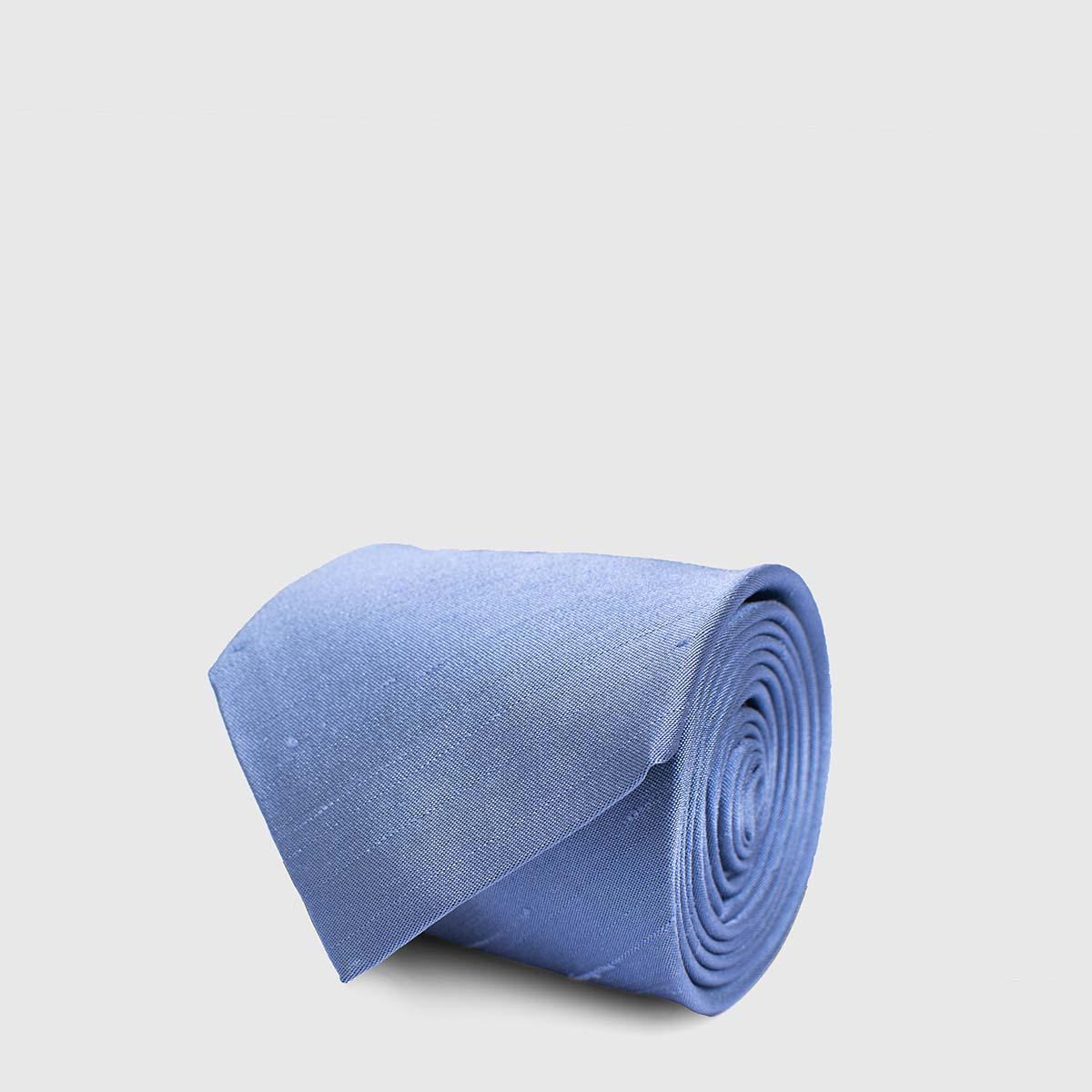 5-Fold Tie light blue