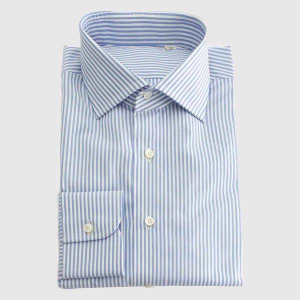 Fat Striped Popelin Shirt