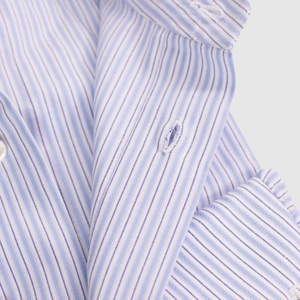 Woven cotton Shirt made by Angelo Inglese
