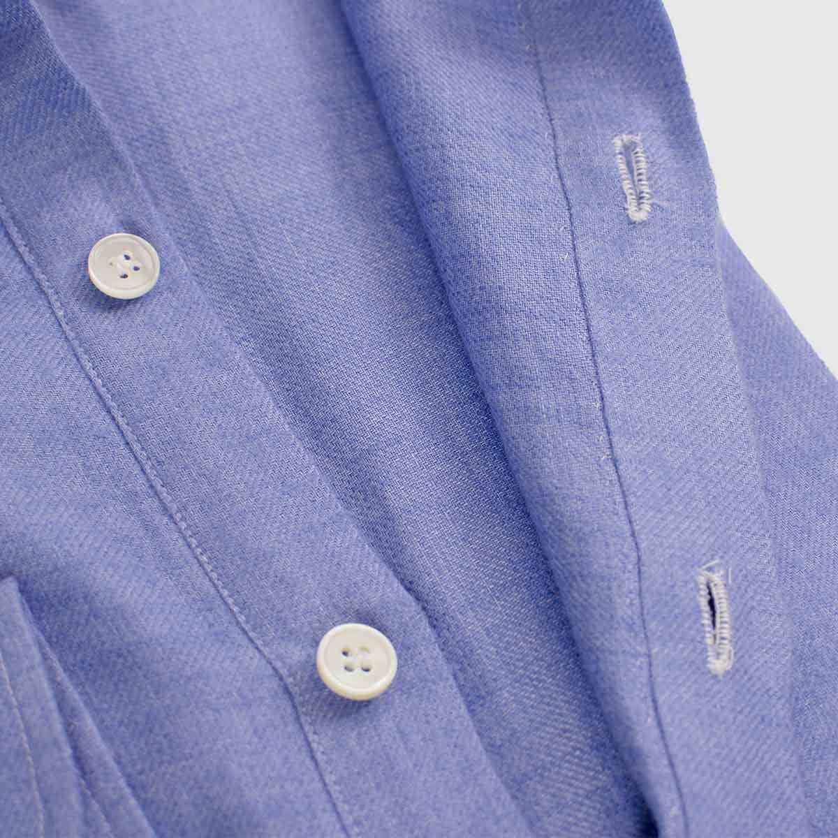 Winter Linen Polo Shirt