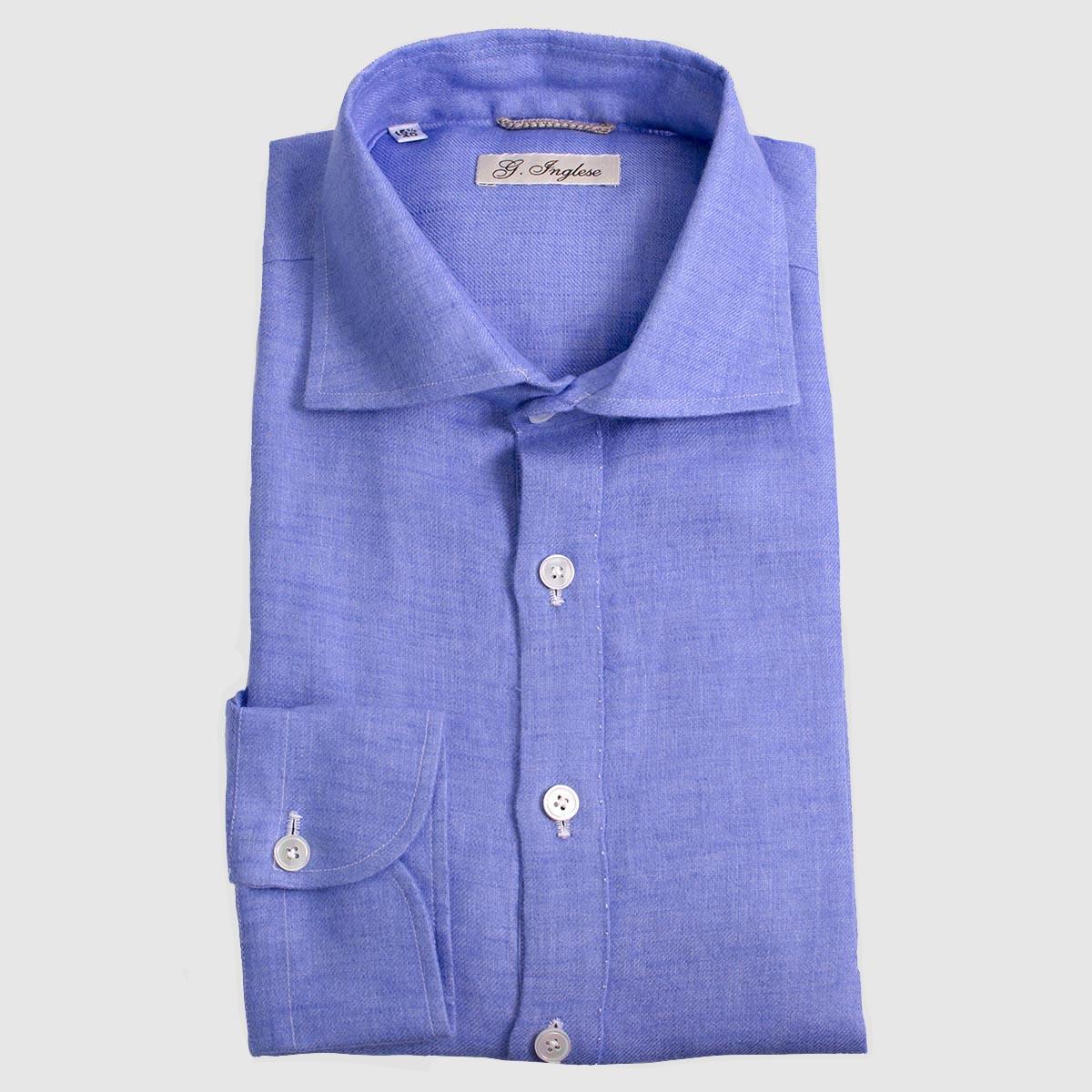 Heavyweight Linen Polo Shirt