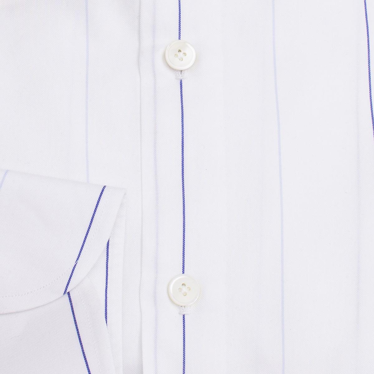 Camicia in cotone con disegno esclusivo
