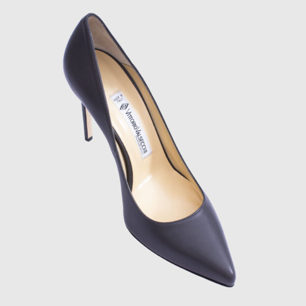 Viva PUMP 100 black nappa