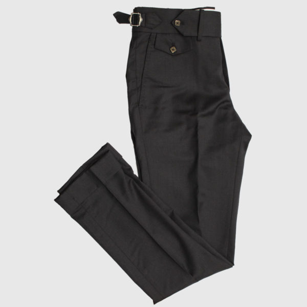 Pantalone antracite 1 pience in Lana