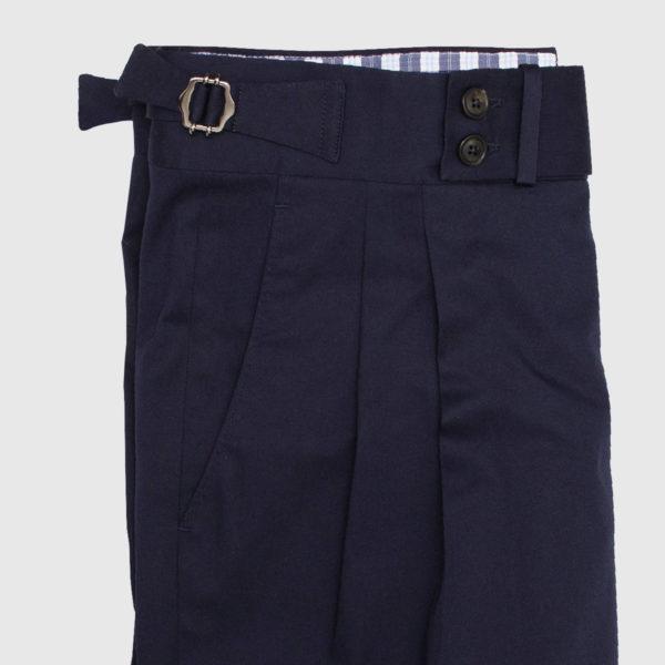 Pantaloni casual 2 piences in Cotone