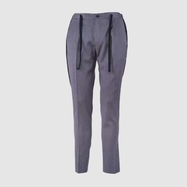 Pantalone Jogging 2 piences grigi