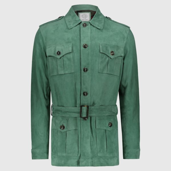 Atacama's Safari green Jacket