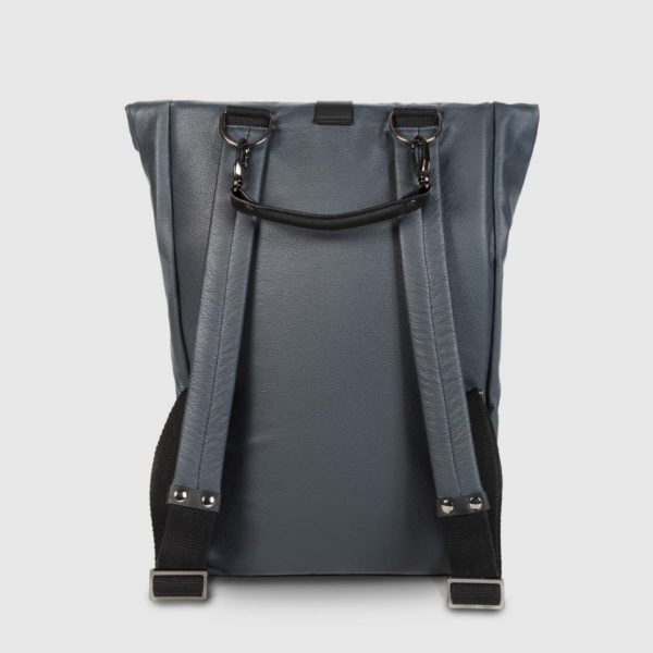 Blue and Black Astron Hadley Backpack