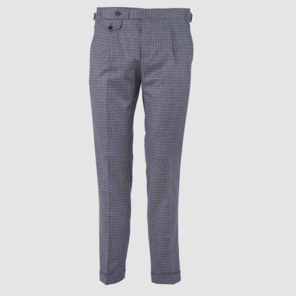 "Pantalone 1 Pence in Lana ""Vitale Barberis Canonico"""