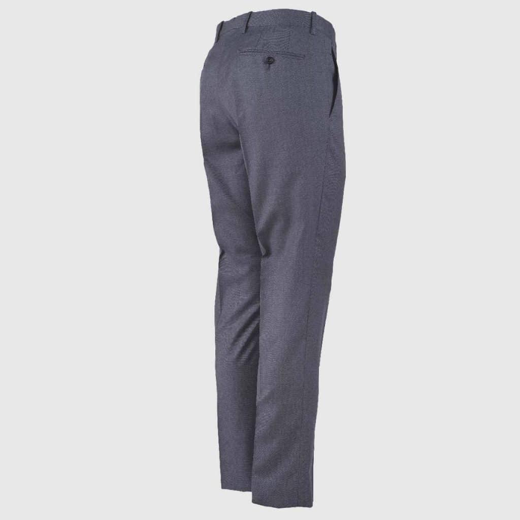 Medium Gray 100% Wool 130'S