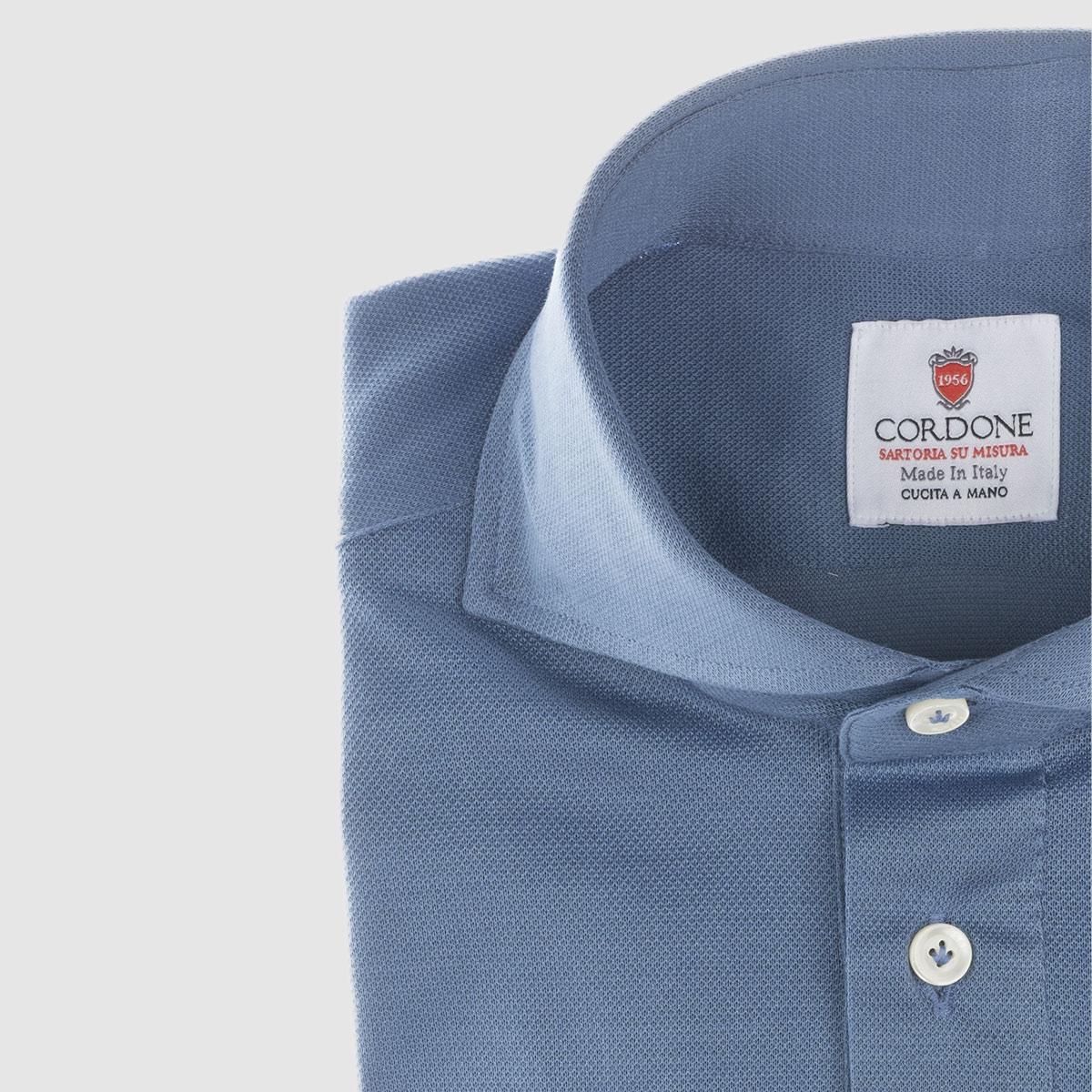 Celestial Jersey Polo-Shirt