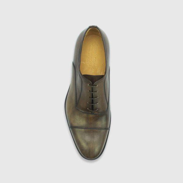 Scarpa Oxford Cap-toe anticata