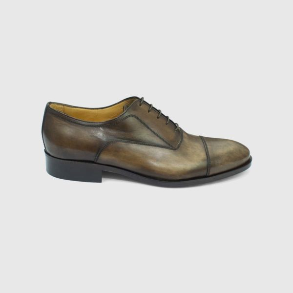 Scarpa Oxford Cap-toe anticata