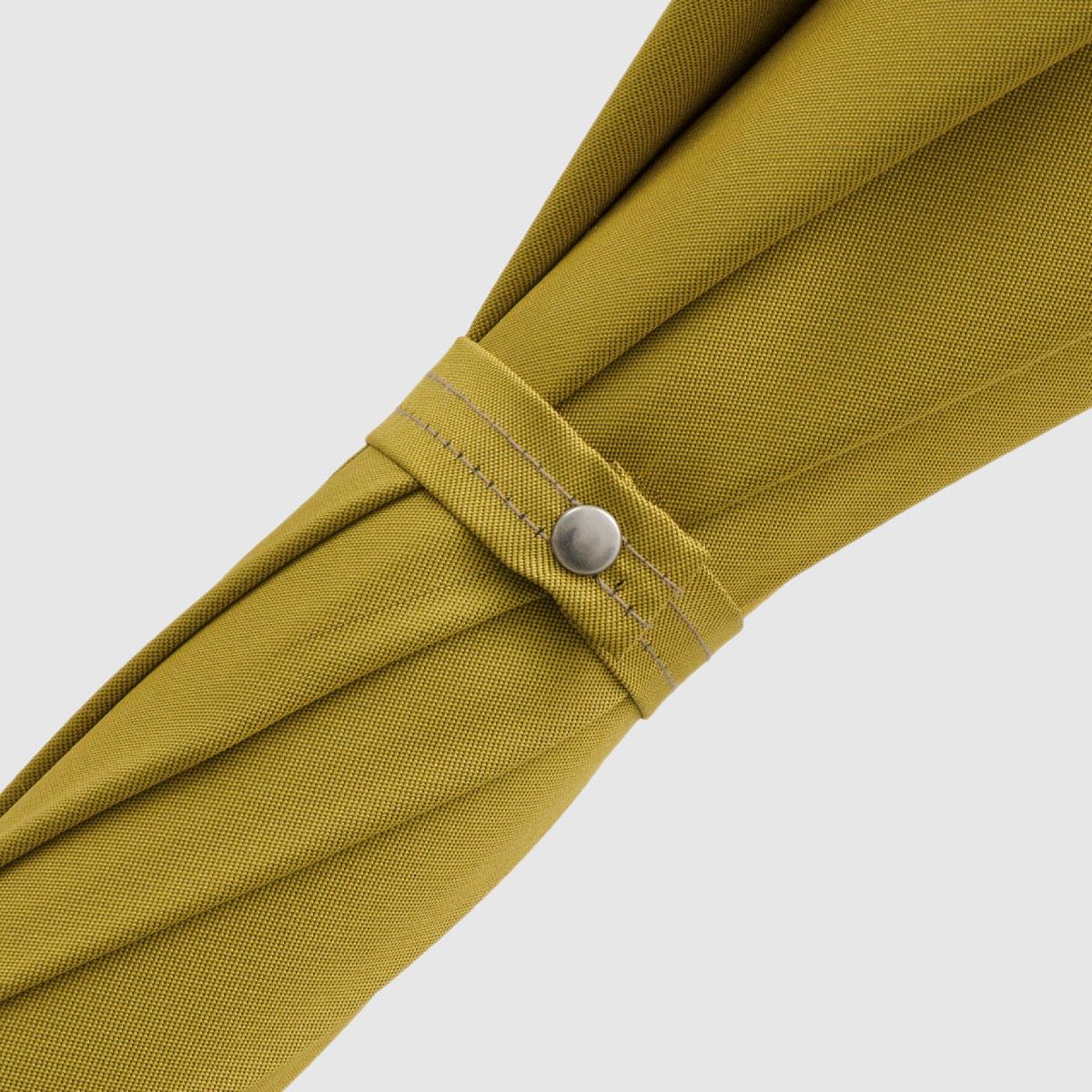 Pasotti Bicolor Hickory Umbrella