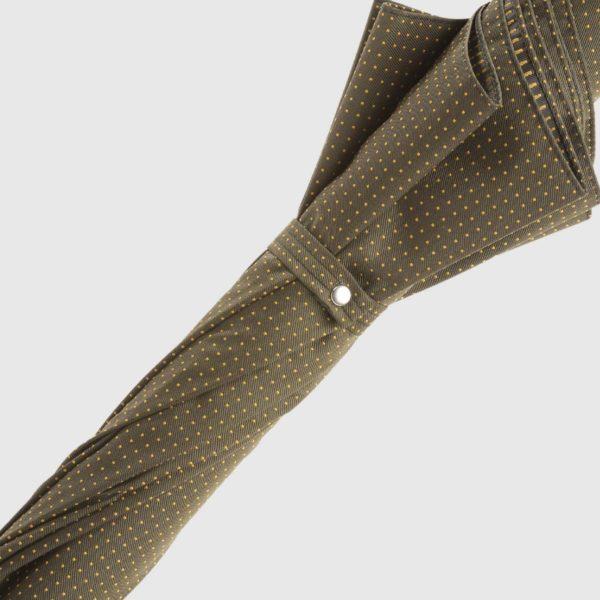 Ombrello classico con tessuto a pois