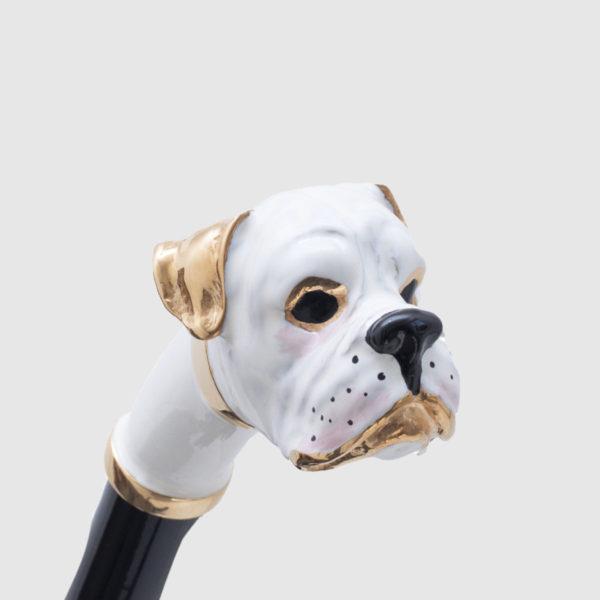 White Boxer Shoehorn