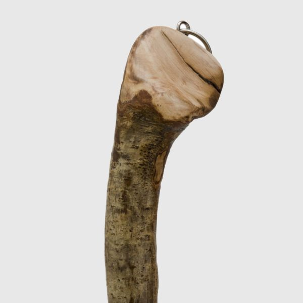 Calzascarpe in legno di olmo