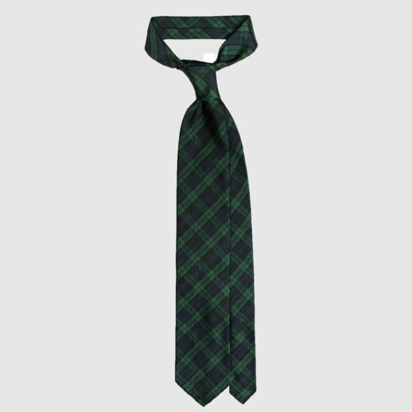 Cravatta Black Watch Tartan