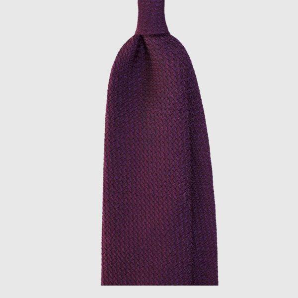 Grenadine Garza Grossa Tie – Viola