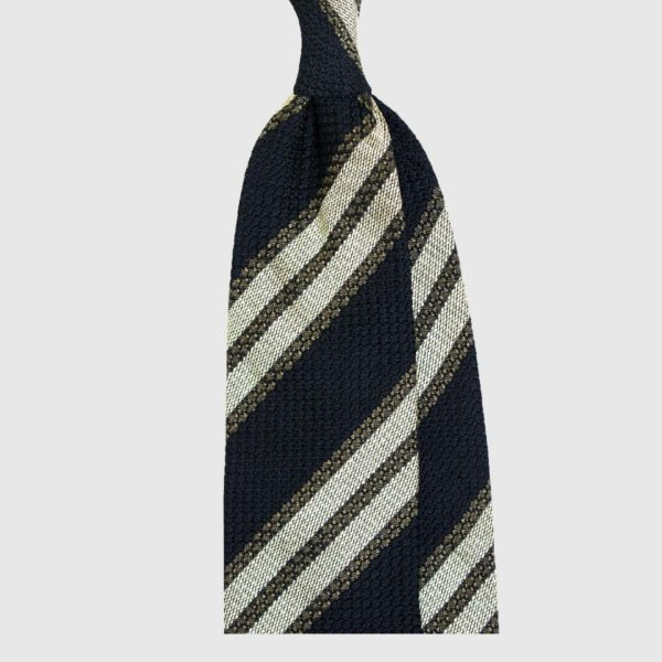 Multi Striped Tie Grenadine