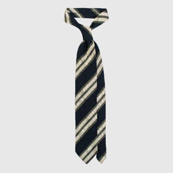 Multi Striped Tie Grenadine