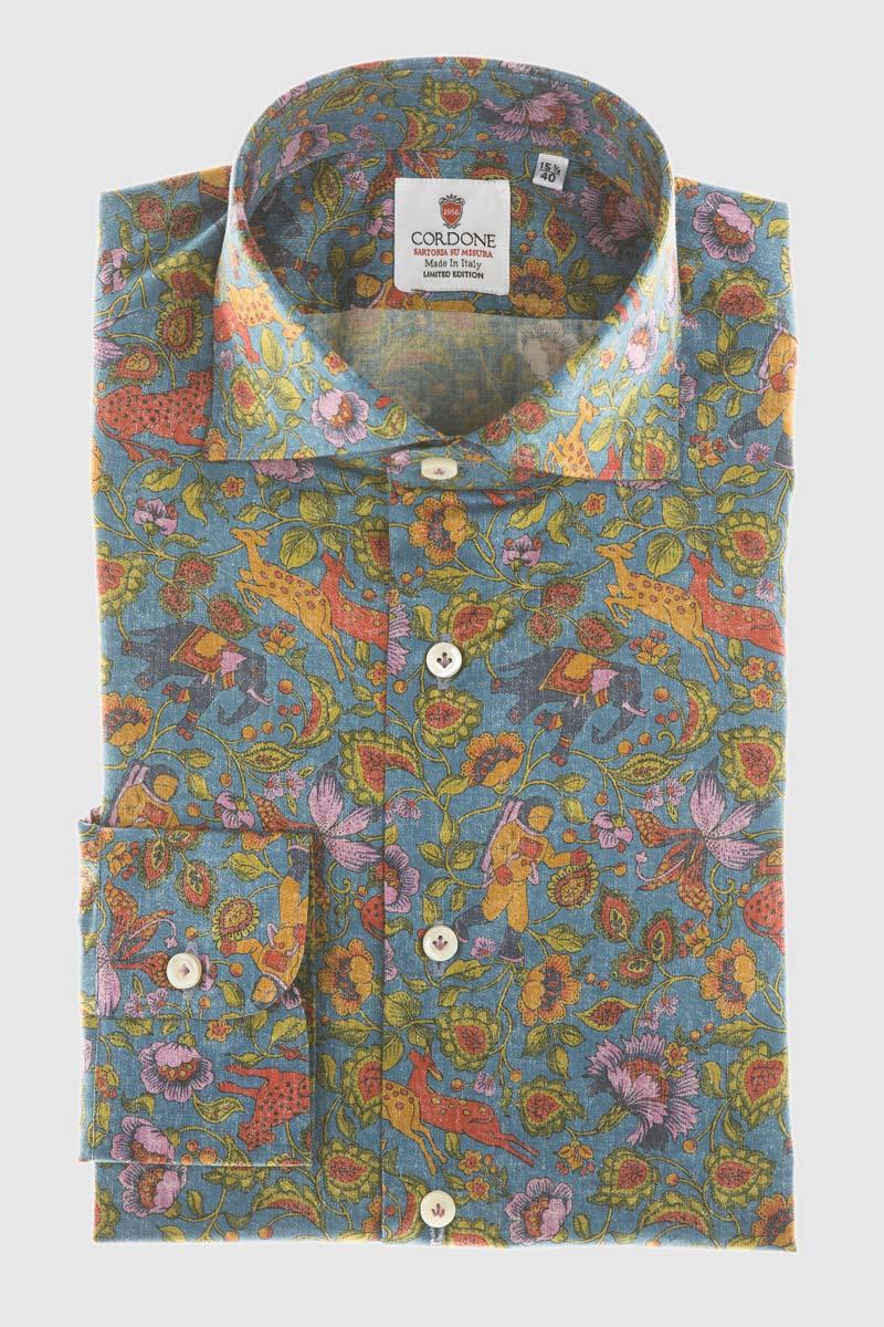 Camicia da uomo Formentera