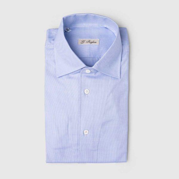Camicia Oxford Capri