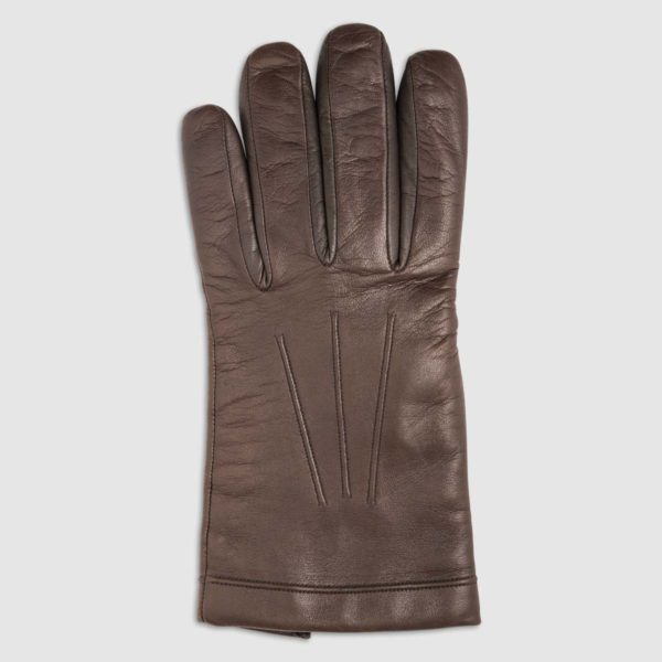 Nappa Leather Glove with Wool Lining