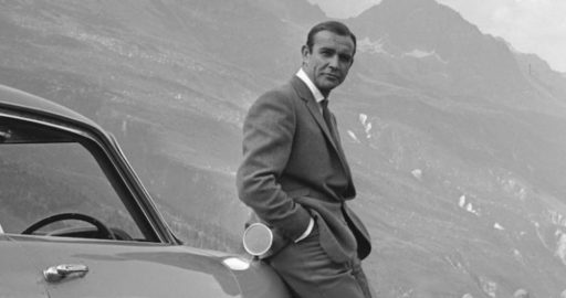 5 Style Lessons Learned from Sean Connery