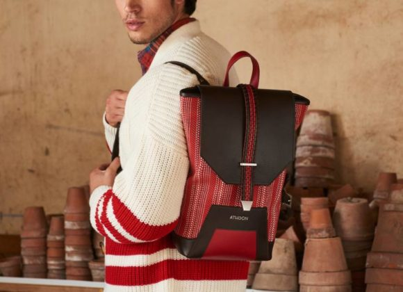 Athison Weekender Bags from office made in italy (1) Weekend Bag