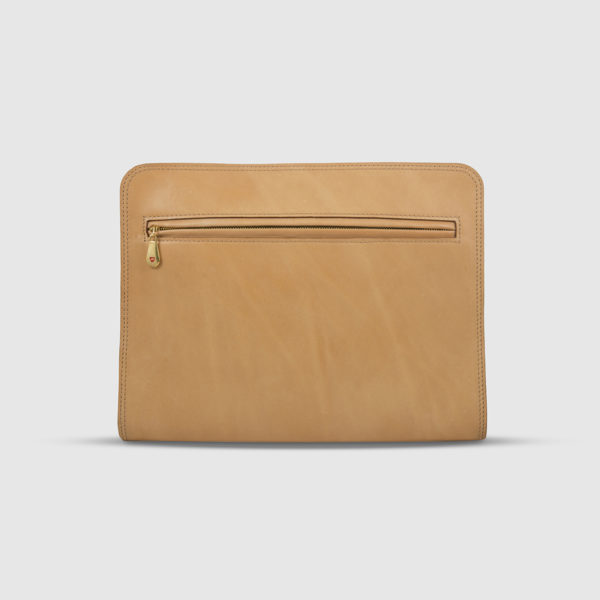 Athison Natural Leather Pouch