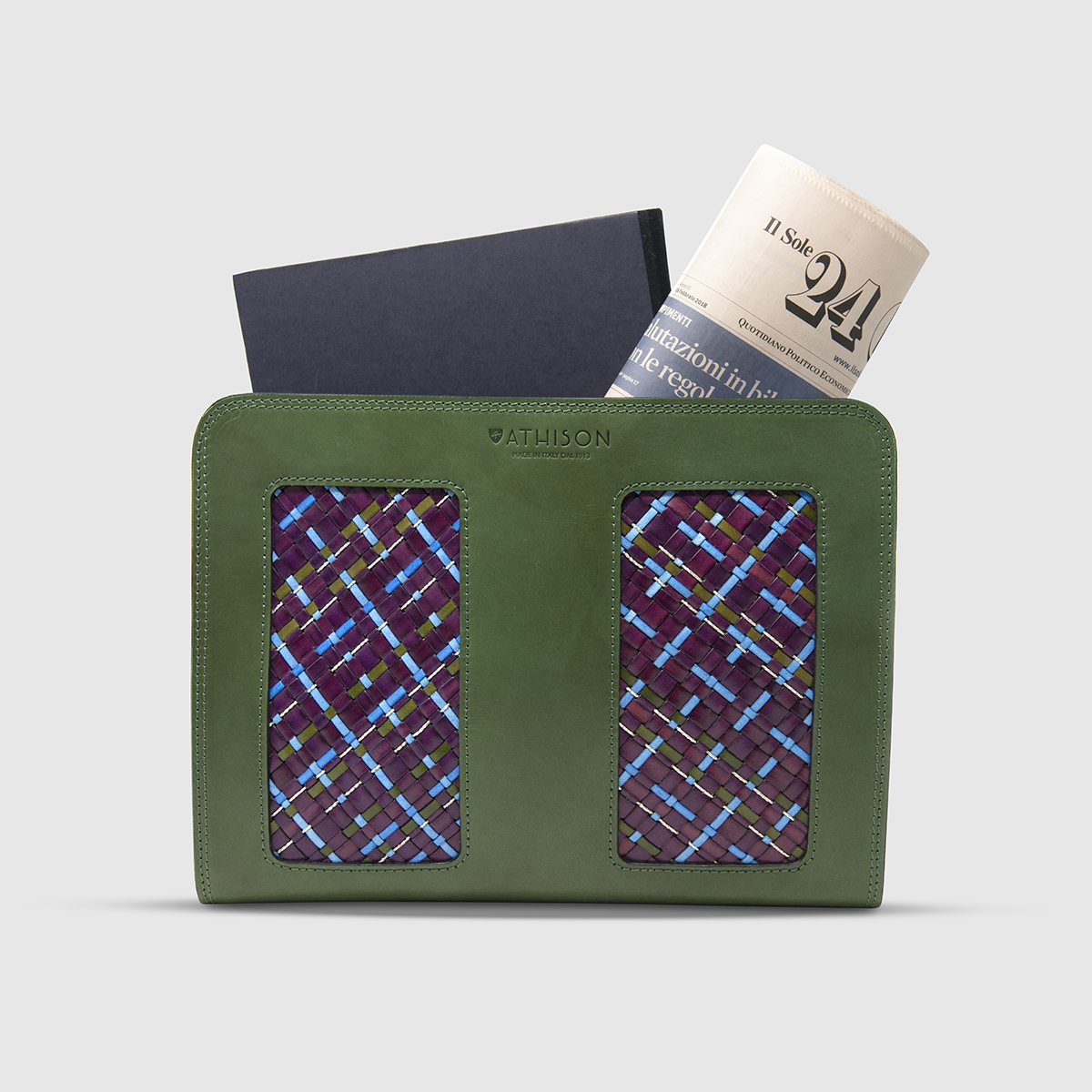 Athison Leather Pouch