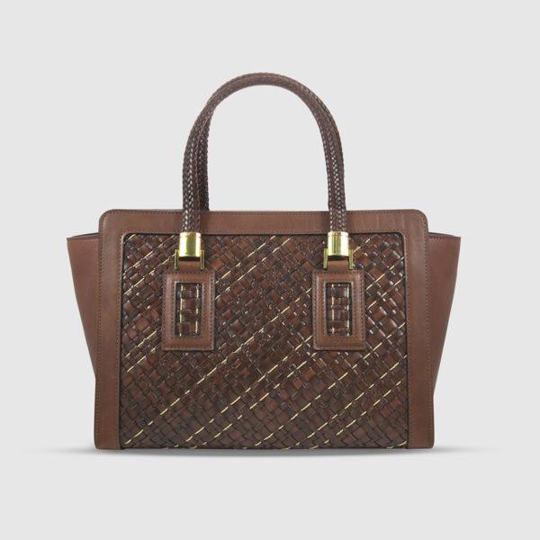 Athison Leather Handbag