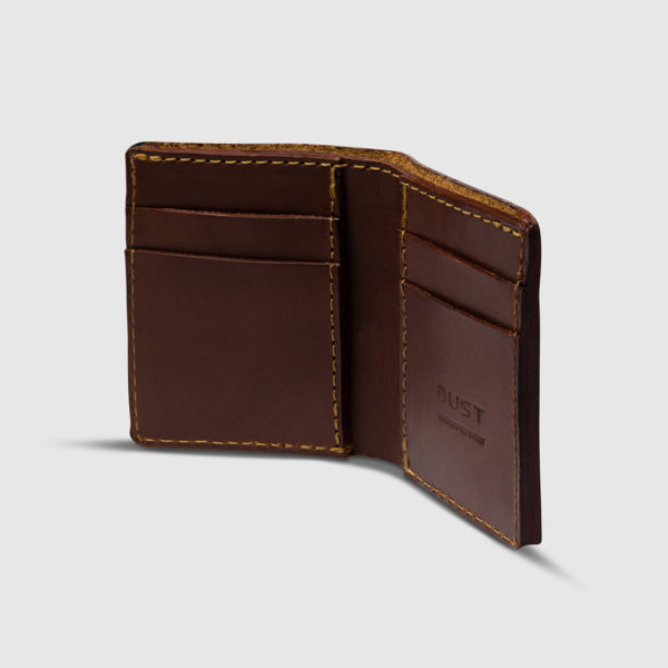 The Dust Company Tour Leather Wallet