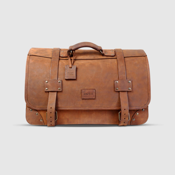Borsa a tracolla in pelle Legacy The Dust Company