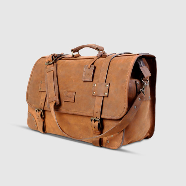 The Dust Company Legacy Leather Shoulder Bag