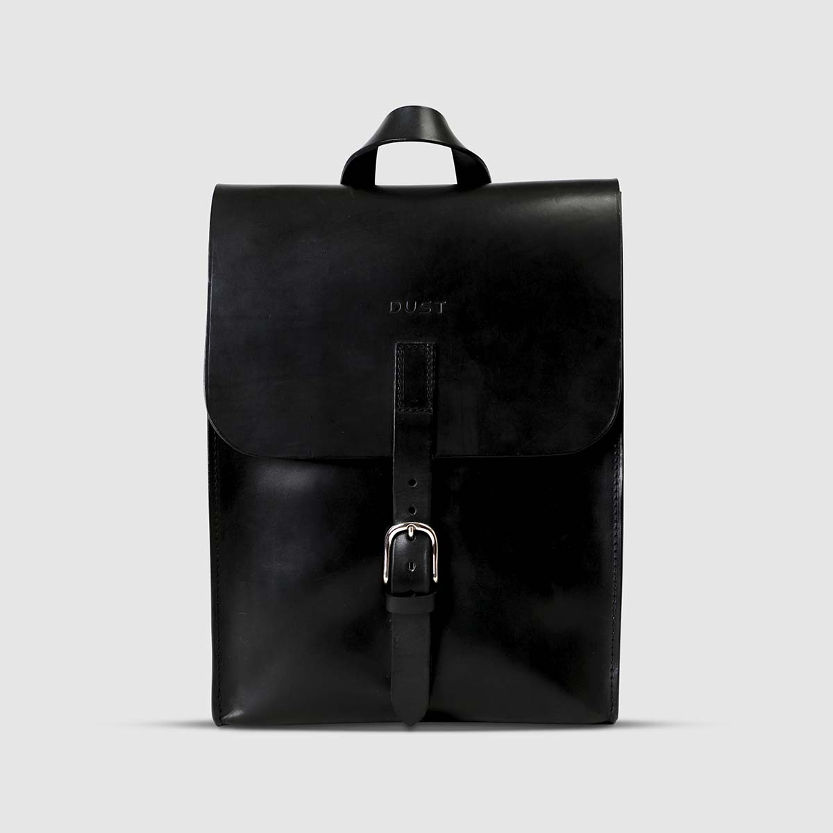The Dust Company Sleek Leather Backpack