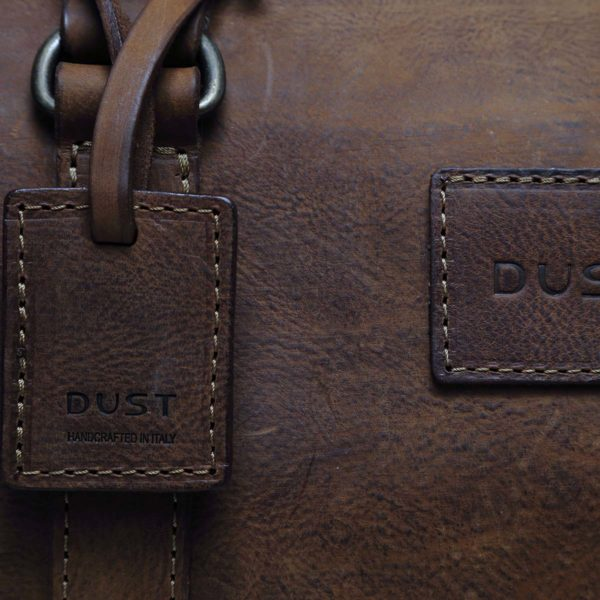 Borsone in Cuoio Heritage The Dust Company