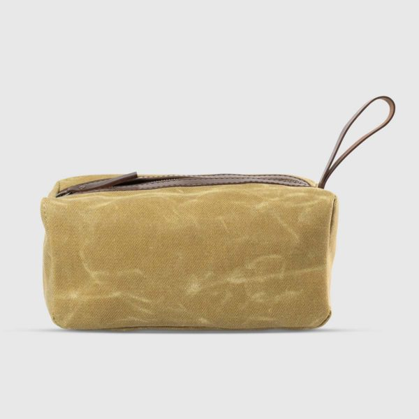 The Dust Company Vagabond Fabric Dopp Kit