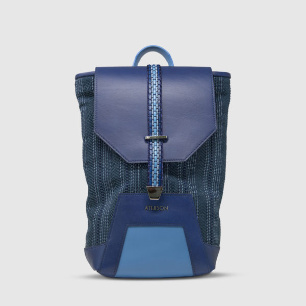 Athison Blue/Celestial Backpack