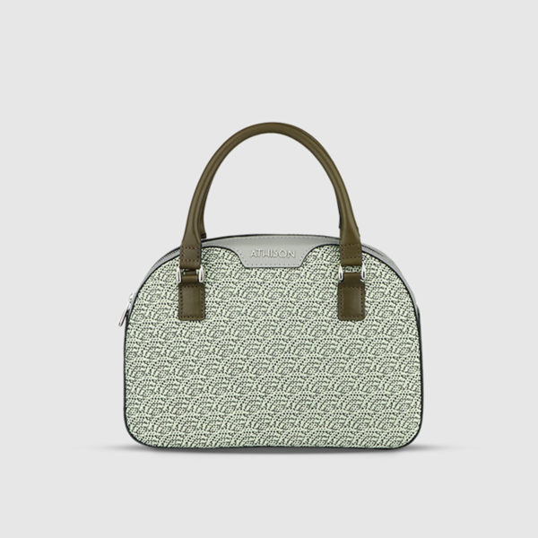 Athison Gala Leather Handbag